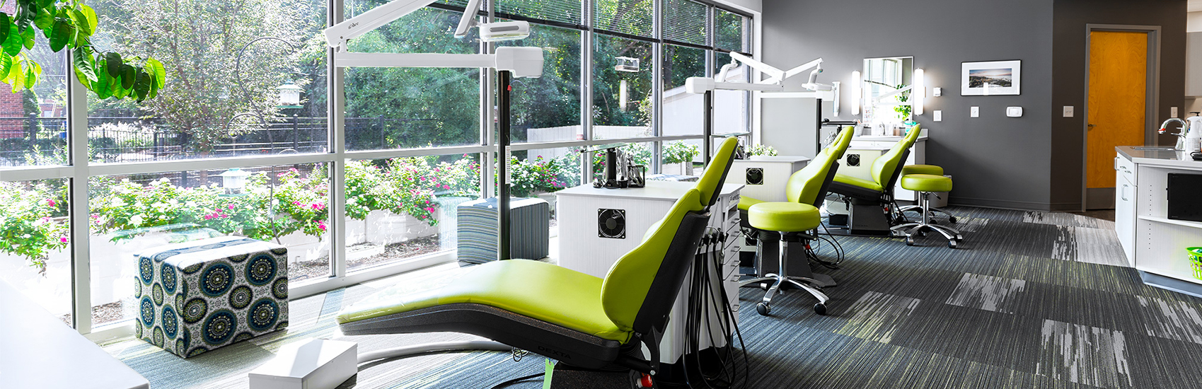 Tour the office of Walton & Maready Orthodontics in Raleigh, NC