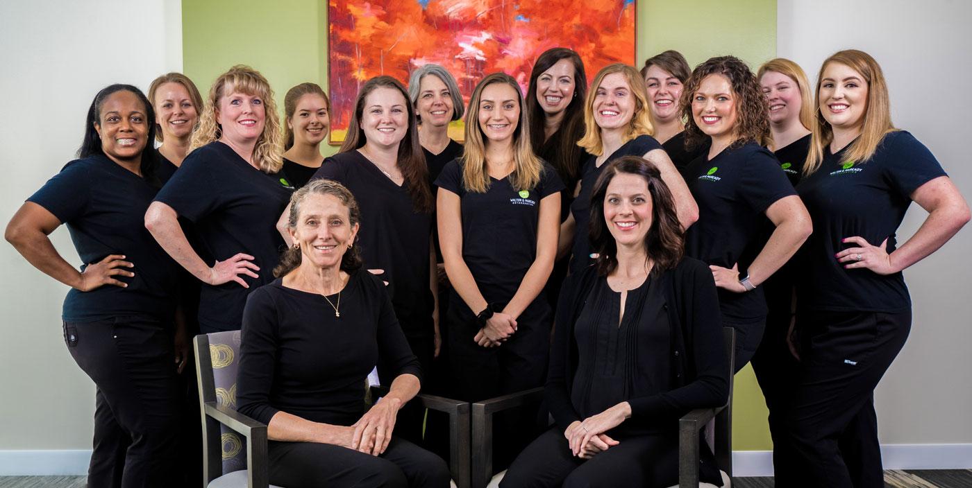 The Staff of Walton & Maready Orthodontics, Raleigh, NC
