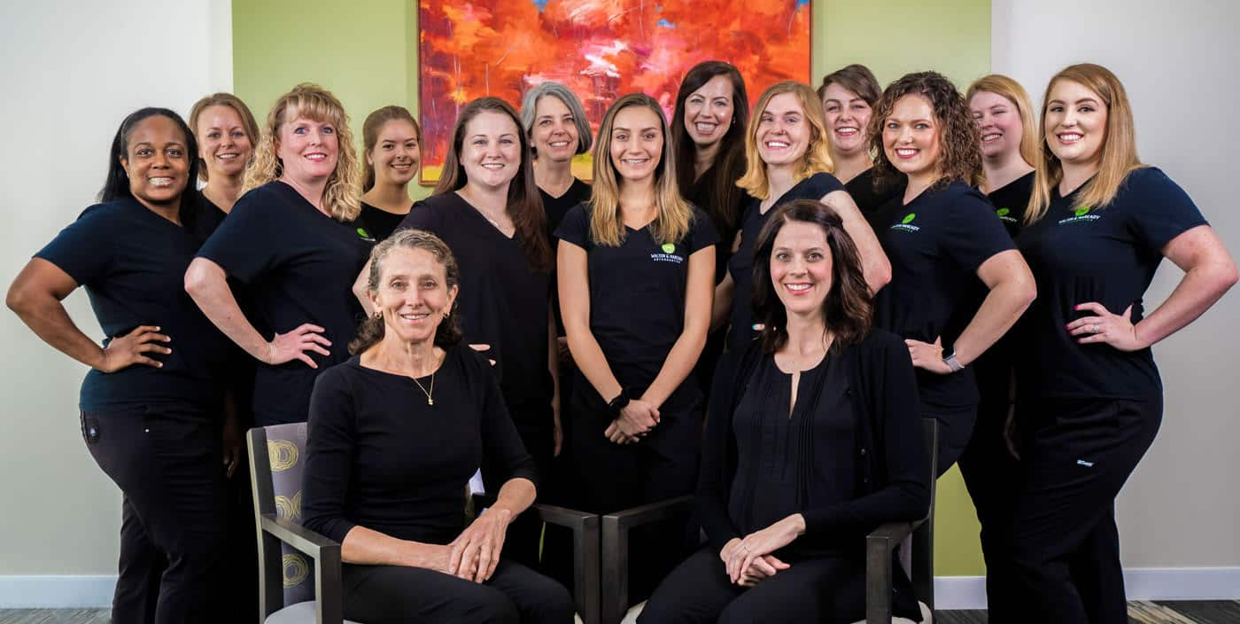 The Staff of Walton & Maready Orthodontics, Raleigh, NC