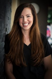 Meg Blinson, orthodontic assistant at Walton & Maready