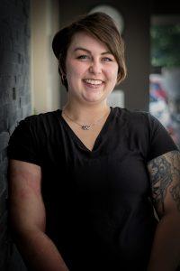 Marckee Thomas, orthodontic assistant at Walton & Maready